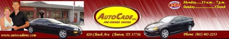 AutoCade Incorporated Logo
