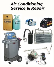 R134a, Air Conditioning Services
