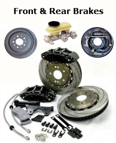 Brake Services, Calipers, Rotors, Wheel Cylinders, Pads