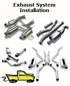 Performance Exhaust Systems, Mufflers, X-Pipes, H-Pipes, Catalytic Converters